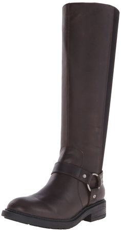 Nine West Women's Galician Leather Knee-High Boot > New and awesome boots awaits you, Read it now  : Women's boots