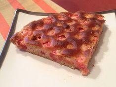 A B C vos IG: Gâteau aux cerises (IG bas)