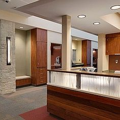 Project: Community Hospital in McCook, Nebraska | Projects | Interior Design