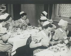 Flickr. Back in the days of the sisters dining room.
