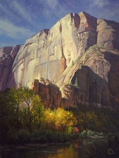 """Zion Moment""  John Cogan-Paintings"