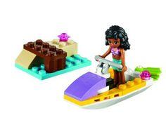 Lego Friends 41000 - Jetski Vergnügen: Amazon.de: Spielzeug