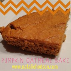 A healthy version of pumpkin pie?!  This is awesome!  Each serving has 24g of protein and 255 calories.