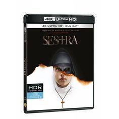 Blu-ray Sestra, UHD + BD, CZ dabing   Elpéčko - Predaj vinylových LP platní, hudobných CD a Blu-ray filmov