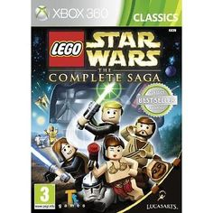 Lego star wars the #complete saga #classics game for xbox 360 x360 new,  View more on the LINK: http://www.zeppy.io/product/gb/2/361570248652/