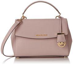 61ad074b6360 MICHAEL Michael Kors Women s Ava Small Satchel Handbag