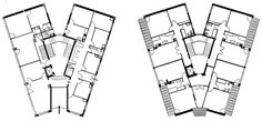 Terragni_Milan_Casa_Lavezzari_Plans