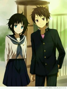 Hyouka, the New match