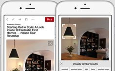 "Pinterest wants to act more like Google and become a ""discovery engine."" On Monday it began offering a feature that lets users search on its site without using text. The tool enables Pinterest users who see a shirt in an image to highlight it to search for ones with similar styles or colors in other pictures or pins."