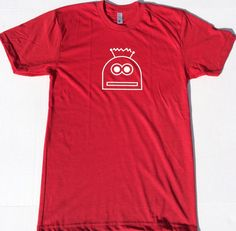 Robot Torani T-Shirt by TheVintageRobot on Etsy