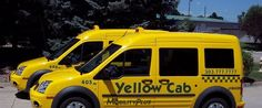 Denver Yellow Cab Taxi Service | 303-777-7777 | Serving Denver for over 89 years.