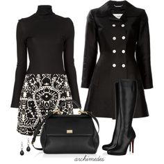"""Dolce & Gabbana"" by archimedes16 on Polyvore"