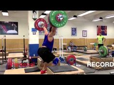 Weightlifting Motivation (with Rocky Speech to Son) 06/10-11/2013 - YouTube