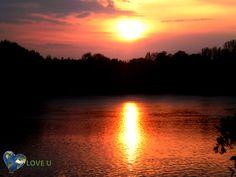 Romania - Danube Delta Biosphere Reserve Danube Delta, Loving U, Romania, Celestial, Sunset, Outdoor, Outdoors, Sunsets, Outdoor Games
