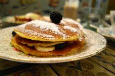Coromandel - breakfast near Navona