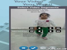 Video Editor Trim Cut Add Text  Android App - playslack.com ,  Your Videos Your way! Video Editor & Trimmer creates Awesome Videos. It has many features like trimming, writing text, freehand drawing etc.Also Introducing Joining of Videos! You can also create MP3 audio from Video files!We often have long videos which no one is interested in watching!! Now Video Editor app is at your help – make your videos interesting!! Make movies of a birthday celebration, Christmas party, New Year…