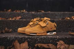 Air Trainer Cruz PRM 'Haystack' by Nike on What Drops Now