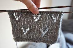 Sunday pattern no. Lace Knitting Patterns, Free Knitting, Lace Socks, Crochet Yarn, Needlework, Coin Purse, Stitch, Sewing, Blog