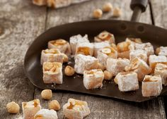 Şekerci Cafer Erol – Istanbul, Turkish delight with hazelnut