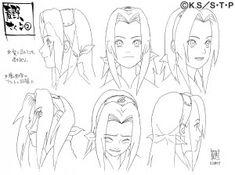 Sakura Haruno Genin No.2 Naruto Comic, Naruto Shippudden, Naruto Shippuden Sasuke, Naruto Drawings, Naruto Sketch, Drawing Base, Manga Drawing, Boruto Characters, Anime Characters