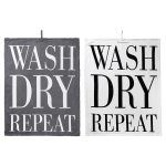 Wash Dry Repeat kitchen towel, 2 -Pack group Textile / Cookware / Kitchen Towels at Kitchen Linens, Kitchen Towels, Linen Towels, Tea Towels, Quirky Homeware, Newcastle Nsw, Nordic Home, White Furniture, Online Gifts