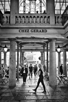 Under the Chez Gerard, Covent Garden by Nobuyuki Taguchi