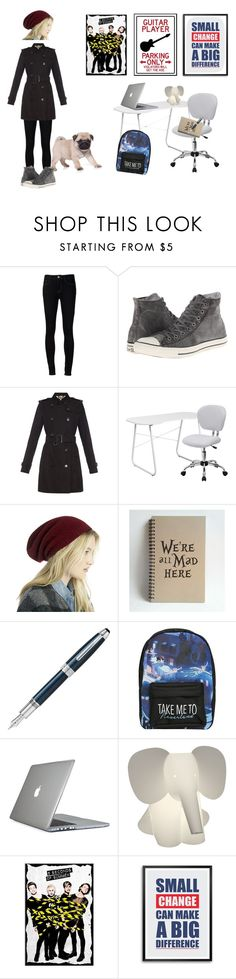 """Definitely different"" by vermont-loves-kitties ❤ liked on Polyvore featuring Ström, Converse, Burberry, Flash Furniture, Sole Society, Fountain, Disney and Speck"
