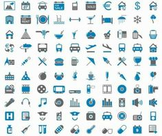 200 Iconos Web Gratis