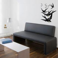 Swallows #wall #sticker #design #style #Chispum #desado.com