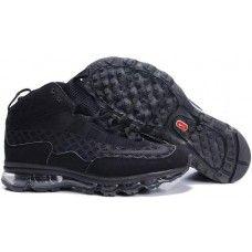 Nike ken griffey jr mens air max all black shoes 043d04956