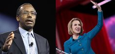 The latest national poll from PPP shows Ben Carson and Carly Fiorina moving to the front of the race for the Republican