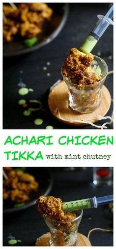 The ever- favorite, crowd pleasing chicken tikka gets a slightly tangier,spicier…