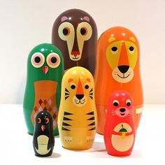 Ingela Arrhenius nesting animals