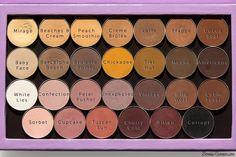 My Must-Have Makeup Geek matte neutral eyeshadows Powder Matte Lipstick, Lipstick Swatches, Makeup Geek Eyeshadow, Matte Eyeshadow, Full Makeup, Petal Pushers, Beauty Bay, Organic Makeup, Make Me Up
