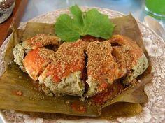 Papatzúles!! Comida típica de Yucatán