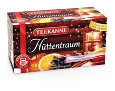 TEEKANNE - Hüttentraum - Saisontee