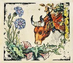 Moose Art, Book, Illustration, Painting, Animals, Animales, Animaux, Painting Art, Paintings