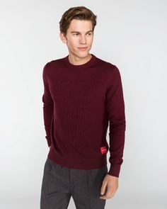 Calvin Klein - Pulóver   Bibloo.hu Calvin Klein, Men Sweater, Sweaters, Fashion, Moda, Fashion Styles, Men's Knits, Sweater, Fashion Illustrations
