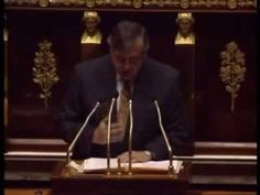 Discours de Philippe Seguin 1992