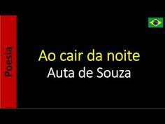 Poetry (EN) - Poesia (PT) - Poesía (ES) - Poésie (FR): Auta de Souza - Ao cair da noite