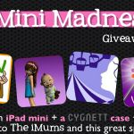 The iMums' Eleven Pipers Piping iPads! Win an iPad Mini + Case + Apps – Mini Madness #11 http://www.theimum.com/2012/12/the-imums-eleven-pipers-piping-ipads-win-an-ipad-mini-case-apps-mini-madness-11/#comment-15075