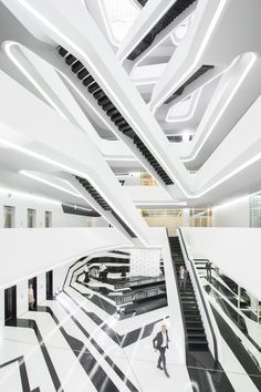 Gallery - Gallery: A Sneak Peek at Zaha Hadid's Dominion Tower in Moscow - 15
