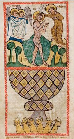 1360 Speculum humanae salvationis  24v