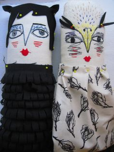 Dolls in progress 3
