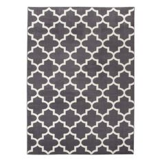 5 by 7 rug and the 10 by 7 runner  http://www.target.com/p/threshold-fretwork-rug/-/A-14625597#prodSlot=_1_1