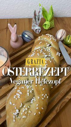 Vegan Desserts, Vegan Recipes, Vegan Baking, Vegan Lifestyle, Baking Tips, Easter Recipes, Creative Food, Easter Crafts, Nom Nom