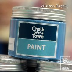 Athens Breeze - Chalk Of The Town® Paint