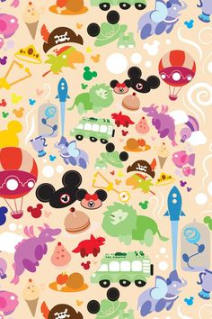 Wallpapers | Disney Parks Blog