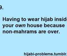 hijabi problems tumblr - Google Search