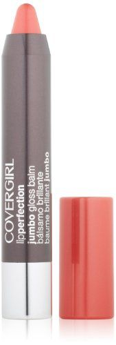 COVERGIRL Lipperfection Jumbo Gloss Balm Apricot Twist 240 013 Oz *** For more information, visit image link.Note:It is affiliate link to Amazon.